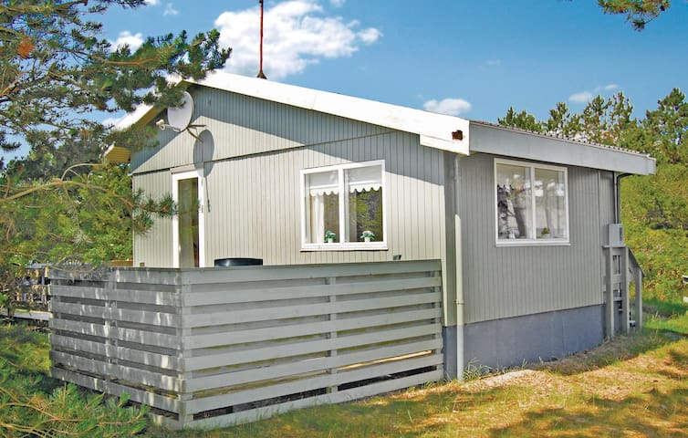 Holiday cottage with 2 bedrooms on 72m² in Rømø