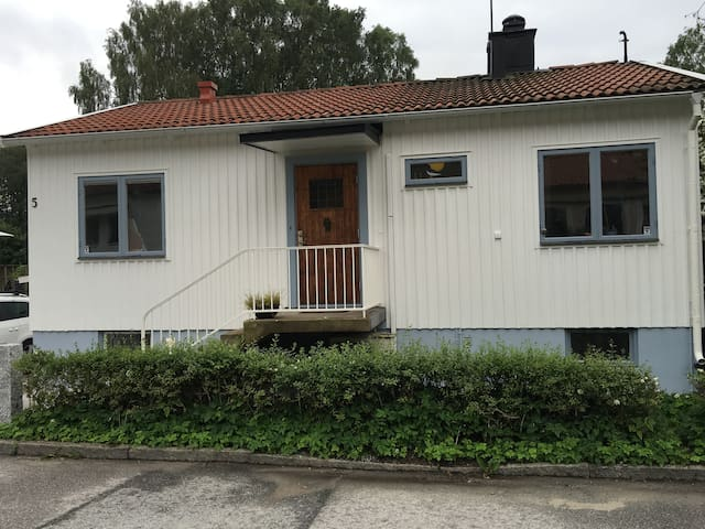 Nice house near Stockholm City
