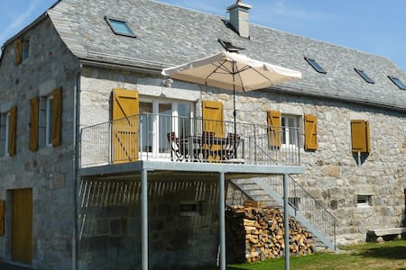 La Grange de Grandvals - Gîte en Aubrac