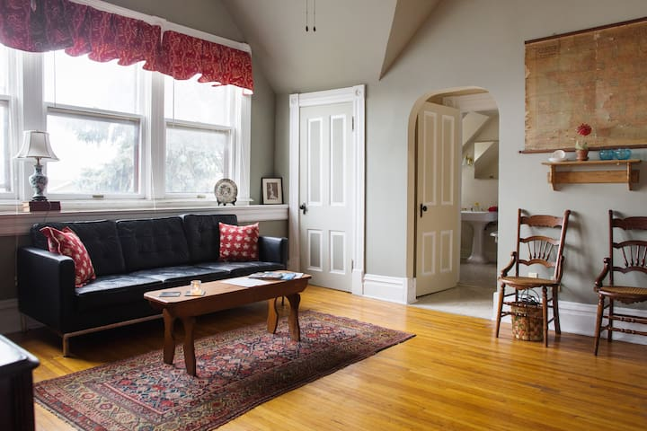Olde Towne East Antique Modern Apt - Columbus