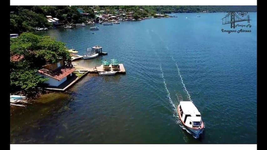 Romantic cottage in Costa da Lagoa paradise