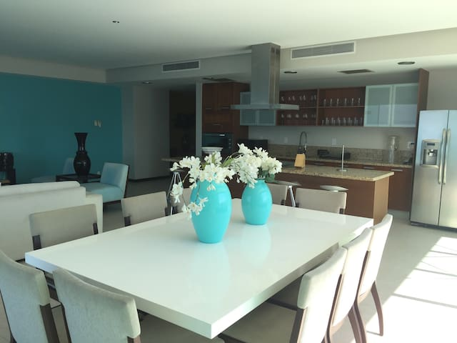 DPTO LUJO PUERTO VALLARTA PENINSULA - Puerto Vallarta  - Apartment