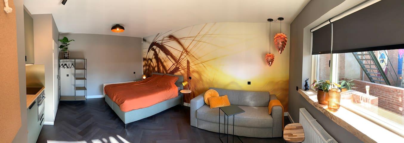 Comfortabel appartement op de Veluwe