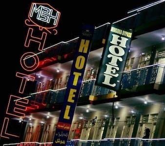 Mingora Bypass Hotel