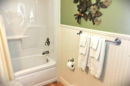 Cozy, Comfortable & Convenient