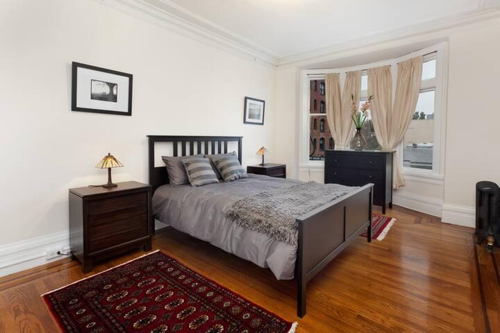 Nob Hill - One Bedroom Apt. - View
