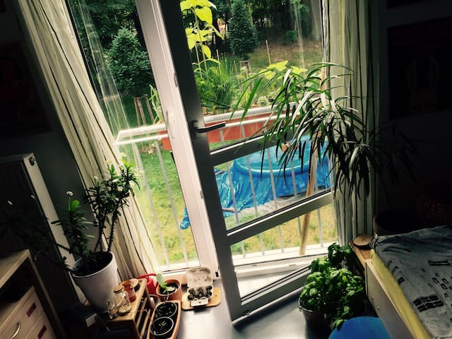 Kleines aber feines Appartement - Eberswalde - Leilighet