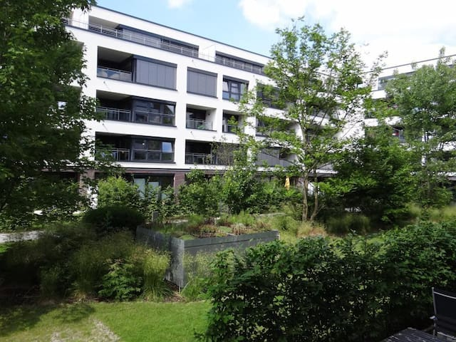 Nice apartment in the city center of Erlangen
