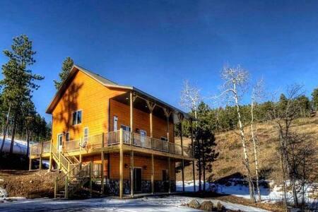 Top 20 deadwood vacation rentals vacation homes condo for Cabins near deadwood sd