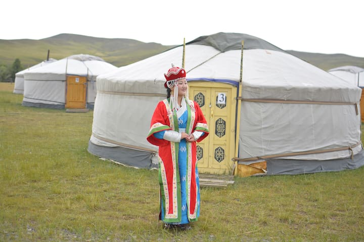 Stay in Mongolia