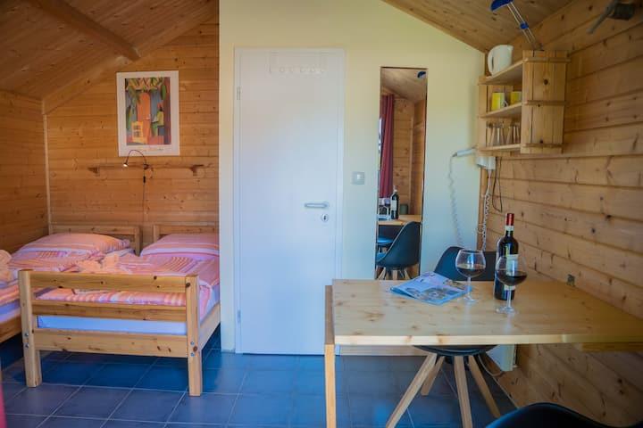 Kleines Gartenhaus / Piratenhof Störtenbecker