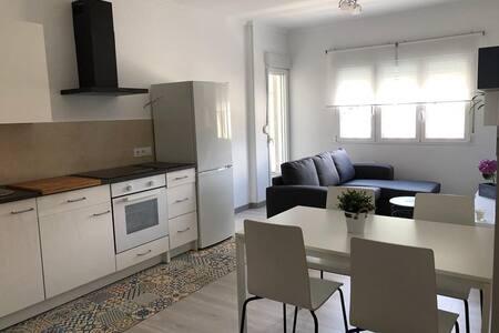 Apartamento A de 2 habitaciones en Quiroga