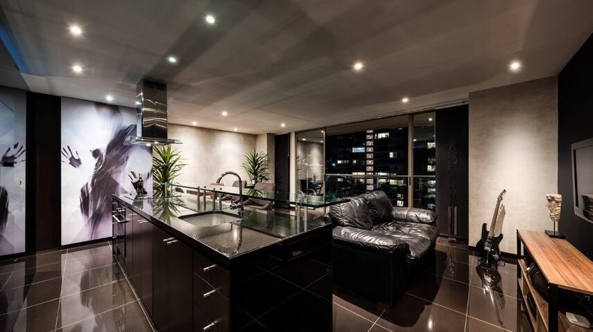 Luxury loft Poblado