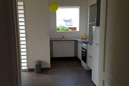 Superbe Maison Type F2 , neuve, Petit-bourg Centre