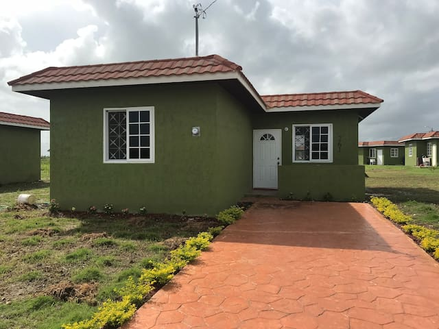 New House in Gated Community