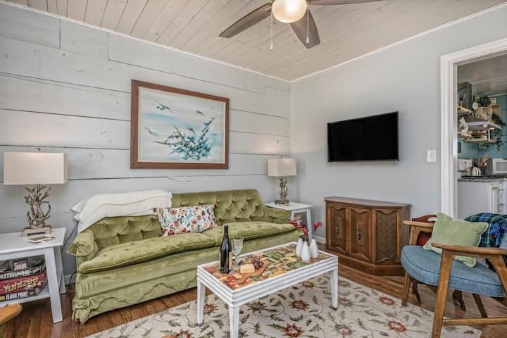 The Lewis House - 1.3mi Silos & Baylor +CV19 Clean