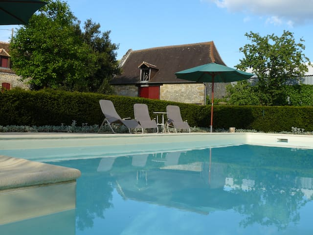 Bed and Breakfast in de Dordogne - Temple-Laguyon - Condominio