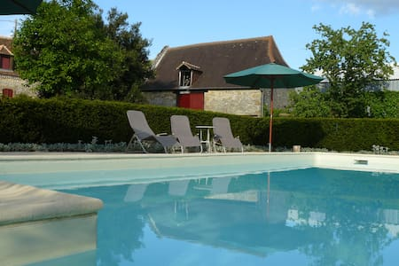 Bed and Breakfast in de Dordogne - Temple-Laguyon - Wohnung
