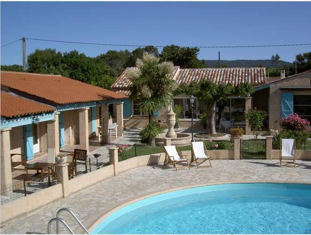 Havre de paix en Provence - Flayosc - 一軒家