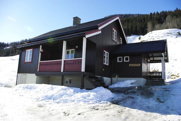Svarteberg Drengstugu montain cabin with sauna