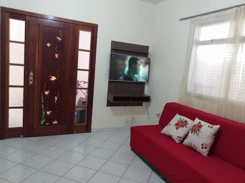 Casa duplex para temporada em Piúma.
