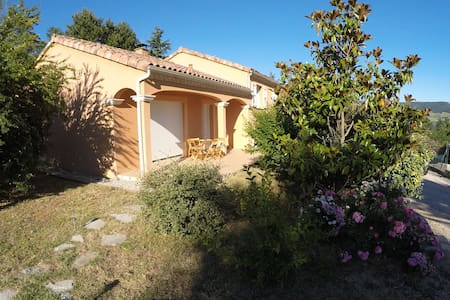 Room with shower, toilet and separate kitchen - Millau
