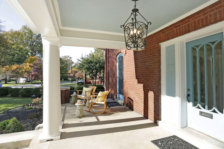 ❤ of Chevy Chase | 3 Beds | Porch | 1st Floor