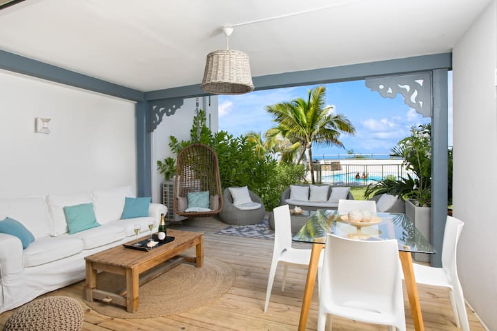 Côté Chic, great beach house - 2 bedrooms