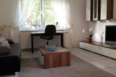 Nice apartment near trade fair and central station - Köln - Apartment
