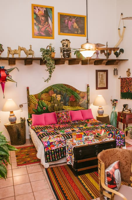 Sabor a México - Dormitorio 1