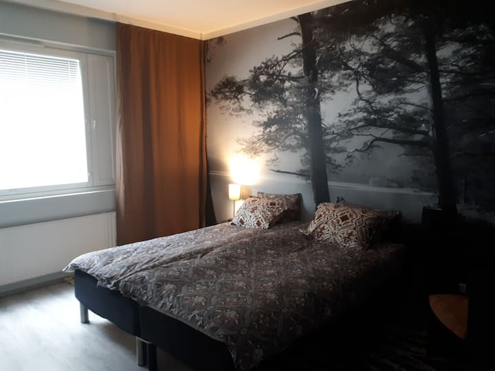 Idle Bay, cosy apartment for 1-3 near Varkaus cent