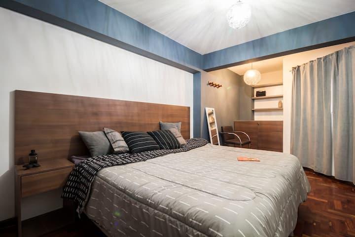 Moderno, cómodo y funcional dpto en Nueva Cordoba