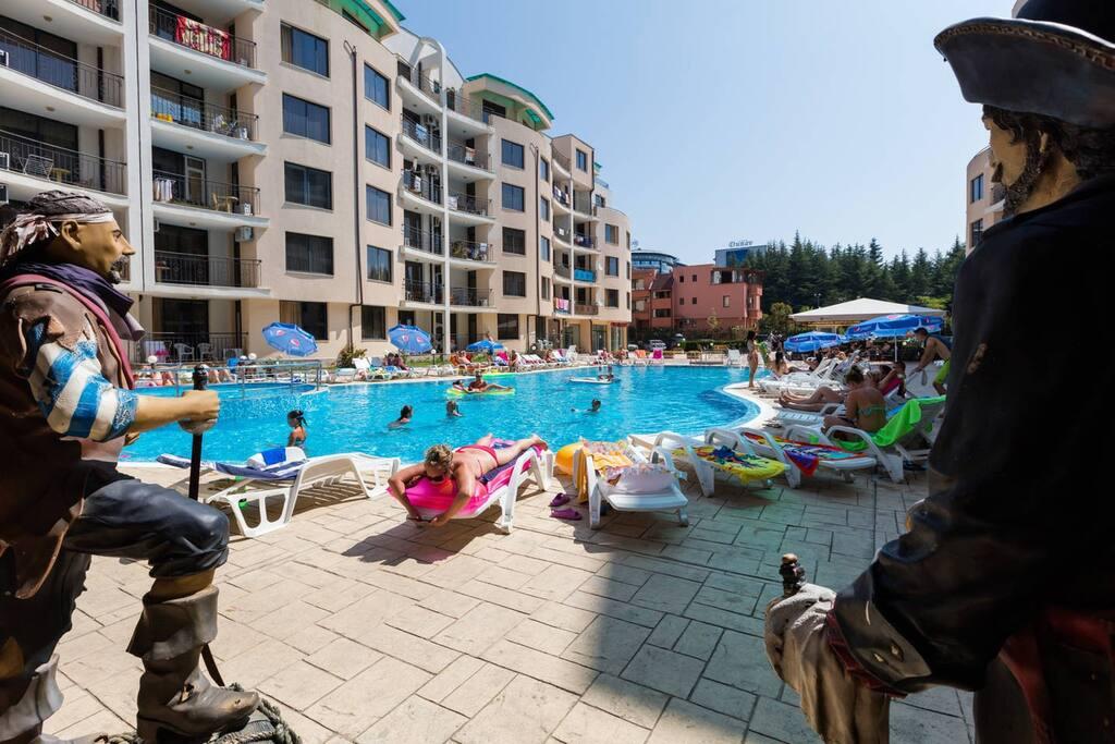 Bedroom Beach Bulgarien