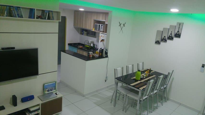 Ambiente para novas Amizades - Parnamirim - Apartmen