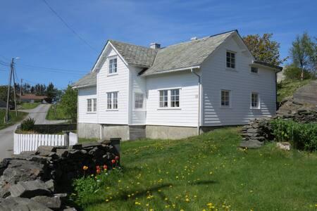 Storegarden - Glesvær - Ház