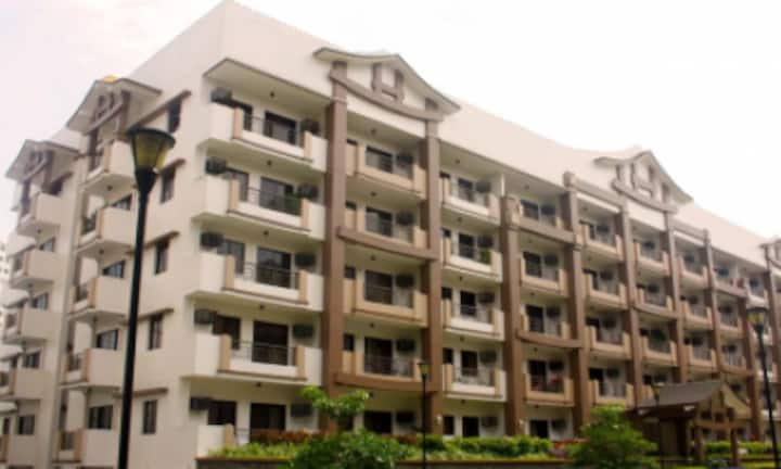 2BR Condo at Rhapsody Residences - Long Term Rent
