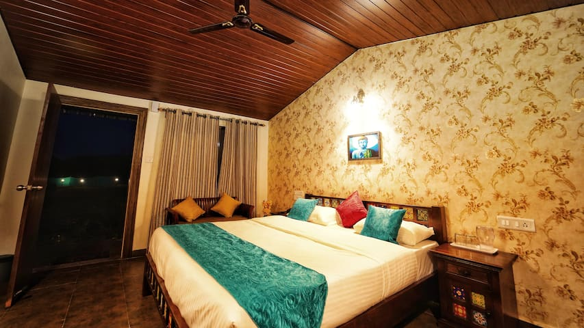 Private Deluxe Cottages @Aami Valley Resort,Bhopal