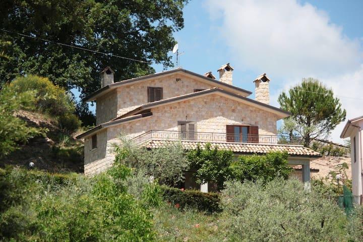 Borgo rurale con case indipendenti - Forlì del Sannio - Apartment
