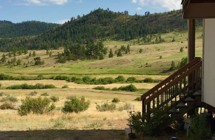 Gorgeous Views, Outdoor Fun- Sparrowhawk Cabin - Livermore - Cabin