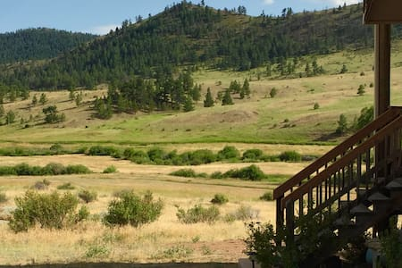 Gorgeous Views, Outdoor Fun- Sparrowhawk Cabin - 리버모어(Livermore)