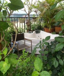 一个艺术家的私享花园 - Guangzhou - Huis