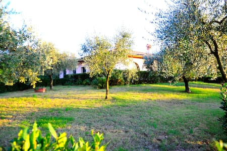 Villa located just 30 km outside of North Rome - Moricone - Villa