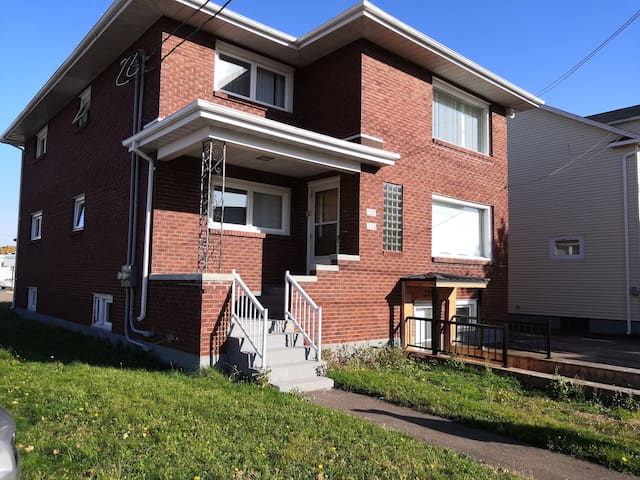 Amazing apartment in the Central Moncton!!!
