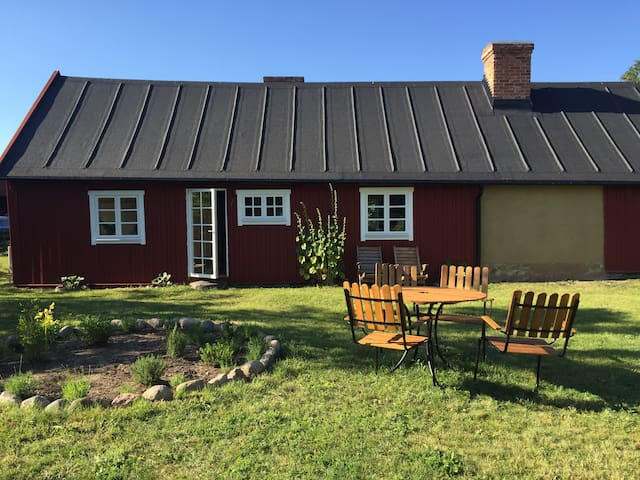 Stay in your own cottage with private garden