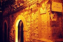 Ortigia, Vicolo dei Tintori