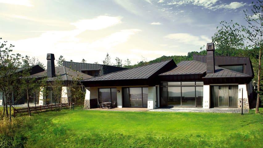 평창 118평 고품격 프라이빗 콘도미니엄 [2018 올림픽 예약완료] - Daegwalnyeong-myeon, Pyeongchang-gun - Condominium