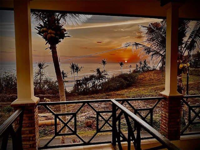 Ayu balian beach villa WA +6281515179360