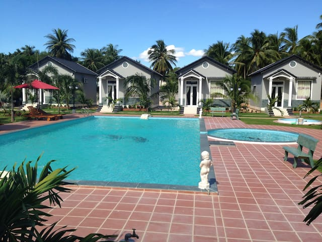 Areca Resort / Village Cay Cau B1