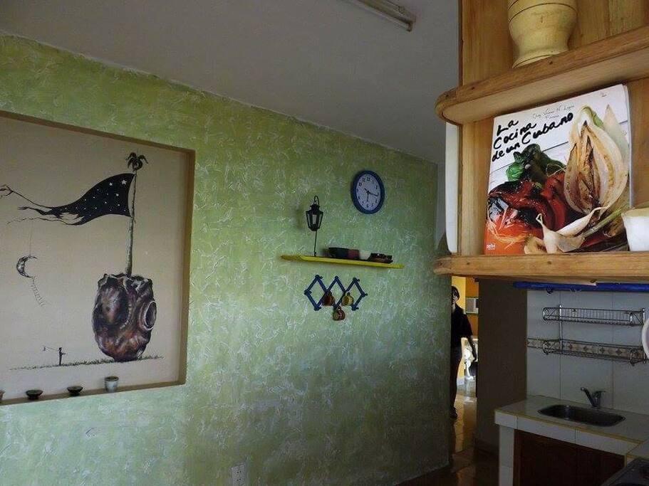 Cocina /kitchen