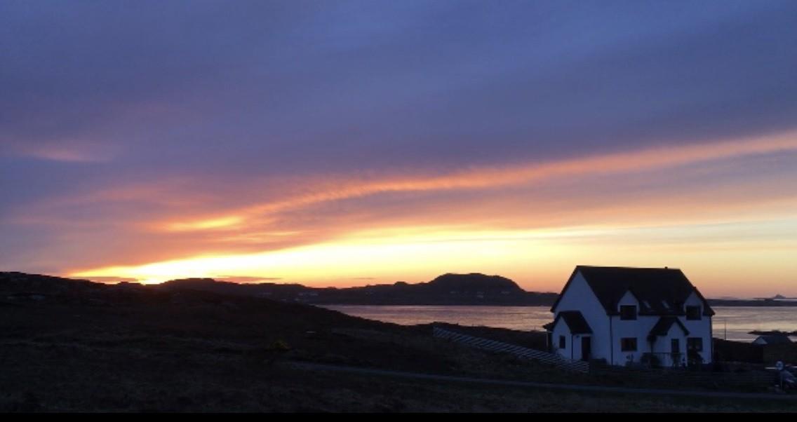 Solas Na Greine, Isle of Mull (Iona & Staffa).